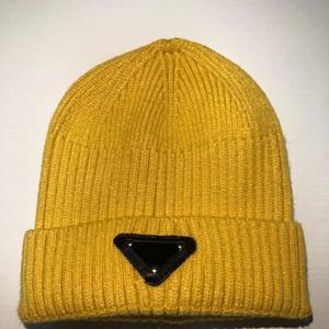 Beanie Hat Moda Kafatası Erkek Kadın Sıcak Kış Şapka 10 Renk Opsiyonel kasketleri Casquette Üst Kalite Kepçe Hat Caps