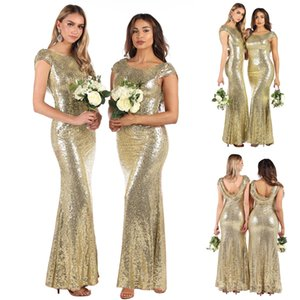 2020 Yeni Bayan Çanta Kalça Elbise Fishtail Etek payetli Abiye