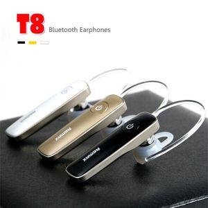 Cgjxs2019 New Remax T8 Bluetooth 4 .1 Sport-Kopfhörer Kopfhörer-drahtlose Kopfhörer-Kopfhörer Outdoor Sports Earphones