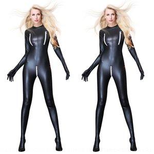 corpo WPnHM roupas íntimas toda cueca Sexy Body veste roupas de desempenho boate saco apertado jumpsuit 6749