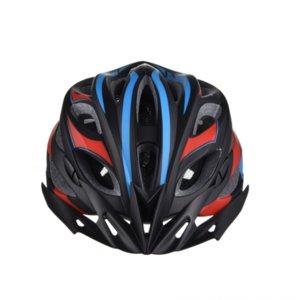 q6Vo3 riding integrado de montaña de la bicicleta que monta la bicicleta integrado Polea carretera de montaña casco casco de la polea