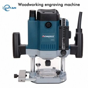 electric wood milling woodworking engraving machine high power trimming machine electric woodworking tools 220V 1800W 7bKm#