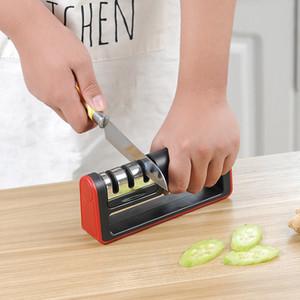 Кухня инструмент Точилки жернова Бытовая Точило нож жесткий сплав Керамический нож точилка Coarse Fine точило BH1021-1 до н.э.