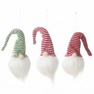 Faceless Boneca Forma Pendant W / luz Luminous Man Forest Home Decoração de Natal Decoração de Natal Decoração Pictures ZbMa #