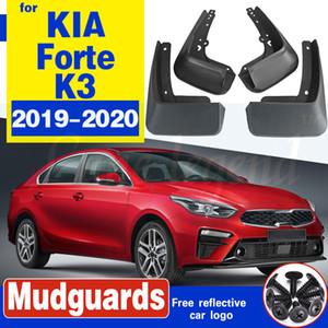 4pcs Front Rear Car-Schmutzfänger für Kia Forte K3 BD 2019 2020 Fender Mud Schutzklappe Splash Flaps Radschützer Zubehör Cerato Vivaro