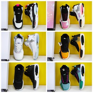 2020 New Jumpman 34 Paris Mens Basketball Shoes 34s Laser CNY Eclipse Bred Mens Trainers Women Sports Shoes Size 36-47