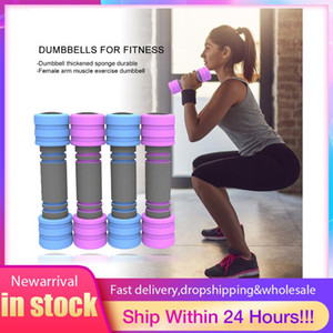 1Pc Dumbbell Women 1-3kg Fitness Equipment Weights Handweights Slimming Body Building Dumb Bell Exercise Dumbell Rack
