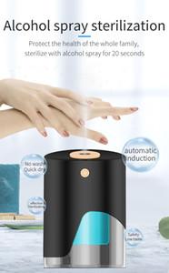 Smart sensor sprayer,Spray sterilizer,Infrared sensor alcohol hand cleaner,Portable mobile disinfection station,No-wash quick-drying