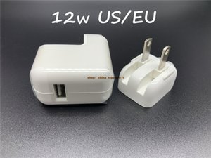 DHL 50pcs Lot High quality US A1401 plug EU 12W USB Power Adapter AC home Wall Charger 5.2v 2.4A tablet Travel Charger with retail box