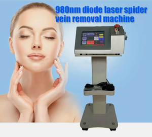وافق CE ROHS الأظافر 980Nm 30W Evlt ديود ليزر الفطر 980Nm ديود ليزر للوجه العنكبوت الوريد الجسم الفيزيائي العلاج آلة
