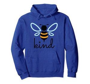 Seja amável camisa - Bumblebee Bee amável bondade presente pulôver