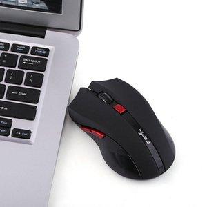 cgjxs Hxsj X50 2 .4g Мыши Wireless Gaming Mouse Регулируемая 2400 Dpi С 6 Кнопки Эргономичный Optical офис Ноутбук ПК Ноутбук компьютер