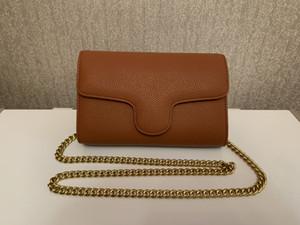2020 sacs à main nouvelle tendance sac à main chaîne d'argent modèle classique chaîne en or matière de sacs à bandoulière de mode sac à bandoulière