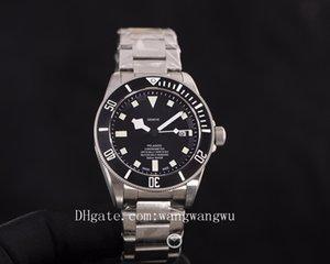 2020 высокое качество мужчины часы Pelagos мужчины наручные часы черный лавровых мужские часы D2031
