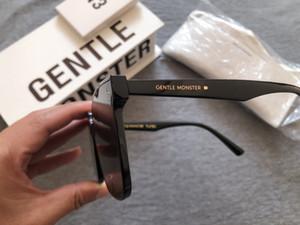 2020 새로운 한국어 디자인 남성 유행 GM 대형 프레임 선글라스 여성 빈티지 젠틀 썬은 기존 패키지 그녀의 MX200527 안경