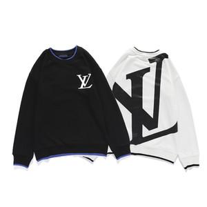 2020 Herrenmode Homme mit Kapuze Schädel Sweatshirts Herren Damen Marke Entwerferhoodies-High Street Print Pullover Sweatshirts