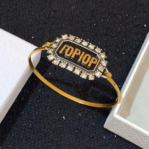 Moda CZ pulseras de cuero brazalete vierten Hommes braccialetto para hombre y mujeres amantes de la joyería del partido del regalo de boda con la caja de HB08231