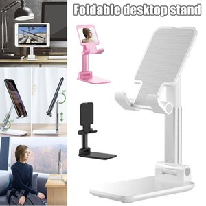 Adjustable Cell Phone Holder Stand Liftable Desktop Holder Foldable Tablet stand for ipad Sunsang xiaomi phone holder for iphone