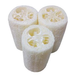 New Natural Loofah Body Bath Brushes Shower Sponge Back Brush Brush Exfoliating Body Cleaning Brush Natural Luffa Bath towel 7031 iBgr#