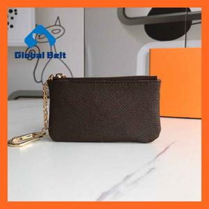 chiave sacchetto della moneta portamonete sacchetto porte monnaie scattante chiave portamonete raccoglitore catena portachiavi astuccio portamonete borsa rotonda raccoglitore portachiavi