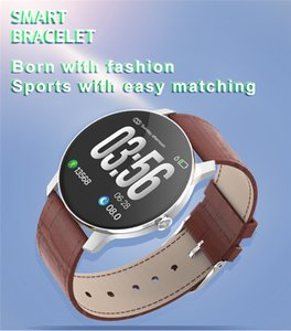 Smart Watch Metal Heart Exercise Sleep Monitor IP68 Waterproof iOS Android Global Version Suitable for Xiaomi YouPin