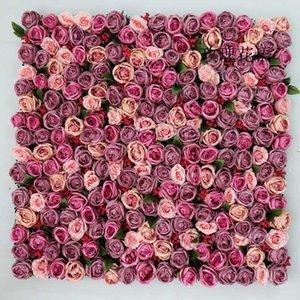 Flower Wall Decor 3D Flower Wall Panel Silk Flowers for Wedding backdrop, Bridal Shower, Event, Baby Girls Room, Nursery, Home