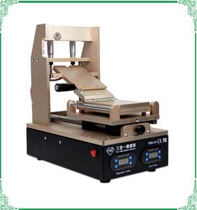 TBK 318 شاشة LCD تجديد آلة المدمج في فراغ مضخة المقطب إزالة الغراء + مزيل + LCD آلة فاصل