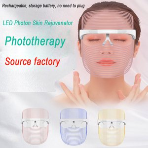 New LED phototherapy mask facial SPA instrument treatment beauty instrument facial skin care tool
