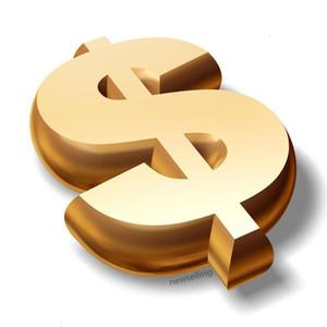 DHL EMS Farklı Ekstra Maliyet Diferent Kargo ShoesBox Ffee Vb için beş Doları Dolgu Fiyat Farkı ödeme