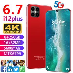 Телефоны разблокирован Оригинальный Android смартфон мобильный телефон с двумя SIM-камера 3G 4G сотовый мобильный смартфон Fingerprint Face Unlock