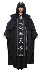 2020 Cosplay Funny Cosplay Halloween Costumes Men Women wizard robe costume evil wizard vampire Stylish Theme role