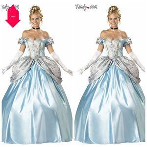 sBcTx prenses servis hizmeti kostüm giyim Prenses Sisi Cadılar Bayramı Mahkemesi beyaz kar costumeCinderella Cosplay kostüm