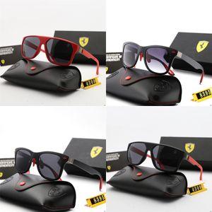 2020 nuovo disegno coreano occhiali da sole degli uomini Trendy GM ampio frame Occhiali da sole donna Vintage Gentle Sun Glasses pacchetto originale HER Y200415 # 668