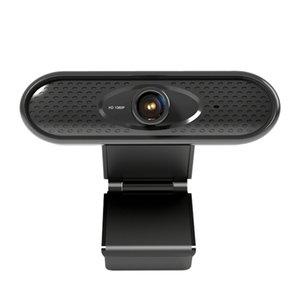 USB-Kamera 1080P HD Live-Computer-Kamera Wide Field of View, Driver Free und Mikrofon Webcam