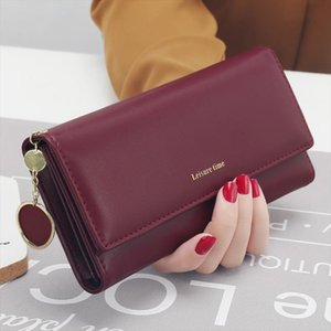 Women Clutch Wallet Women Long Design New Fashion Personality Pendant Purse Multifunction Wallet Can Put Phone