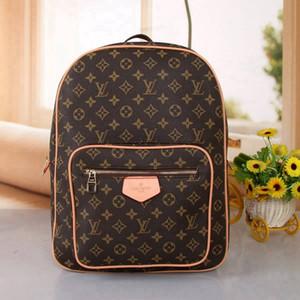 2020 Палм-Спрингс Рюкзак размер Mini средний большой кожаный детский рюкзак женщин печати Учиться в России кожаные сумки двойные мешки плеча