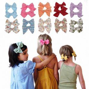 3 Pairs Girl Cartoon Colorful Mini Hairpin Hairclips Kids Headdress Clips UQ