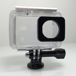 50pcs YI Waterproof Case White for 1080p Action Camera