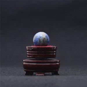 Atacado Cura Sphere Para Lazuli Bola Natural HJT Decorações da esfera Small / lapis Cristal Venda Gemstone 39g Início Lapis dh_niceshop NoxKm