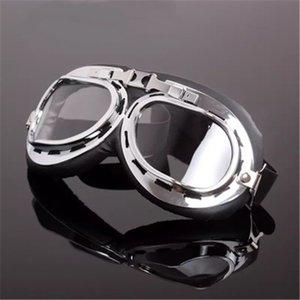 óculos de proteção da motocicleta Harley capacete lente capacete de segurança à prova de respingos lente Sun sol Sunglasses motocicleta elétrica solar óculos Sj8p7