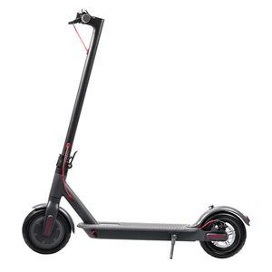 2020 Germania Magazzino Scooter elettrico D8 Pro Smart e Scooter Skateboard 8.5 pollici 350W 25 km / h 30km Motore Pieghevole Hoverboard Longboard Adulto