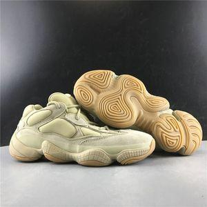 Лучшая обувь Qaulity 500 Stone баскетбольной Нового Comfort Kanye West FW4839 Мода Спортивного тренеры корабль с коробкой Size36-36.5