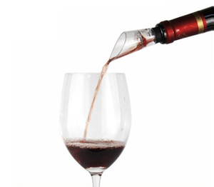 Beyaz Kırmızı Şarap Havalandırıcı Bacalı tıpa Dekanter Pourer Havalandırıcılar Şaraplar Şişe dökücü Şişe dökün