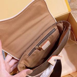 Handtaschen Portemonnaie Leder-Handtasche Satteltasche Fashion Schultertasche Canvas Goldkette Schultergurt Tote-Geldbeutel-Kurier-Beutel