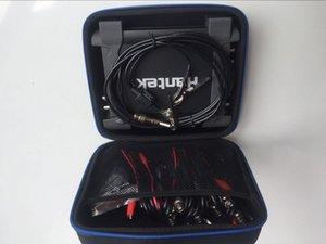 USB 2 piezas de 60 MHz Probe + Hantek 1008C 8CH del USB del osciloscopio profesional Hantek 1008C osciloscopio de diagnóstico automotor libre del envío YFEL #