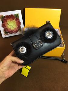 2020 Nouveau designeur petit sac carré, sac de messager à one-épaule dames, petit sac à oreilles de monstre, vente d'usine livraison gratuite