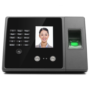 Face20 presenza di tempo Sistema di Gestione Face Recognition Ethernet TCP IP di impronte digitali biometrico password dispositivo facciale