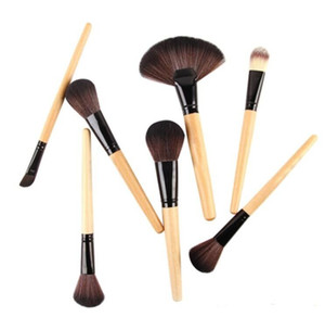 New 32pcs Soft Professional Cosmetic Eyebrow EyeShadow Makeup Brushes Kit 2 Colors