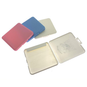 New Portable Mask Storage Box Face Shield Moisture Dust Proof Container Disposable Face Mask Box Mouth Cover Holder Mask Storage Case