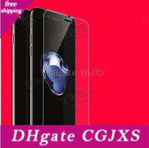 Iphone 6 2 .5d Patlama Shatter'ı Ekran Koruyucu Film In Box için Iphone 7 Lg Aristo V3 Stylo 3 temperli cam Ekran Koruyucu için